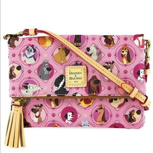 Dooney and Bourke Disney dogs purse